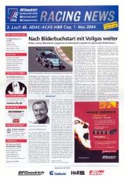 01.05.2004 - Nürburgring