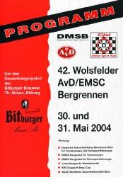 31.05.2004 - Wolsfeld