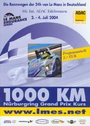04.07.2004 - Nürburgring
