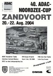 22.08.2004 - Zandvoort