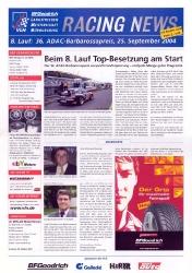 25.09.2004 - Nürburgring