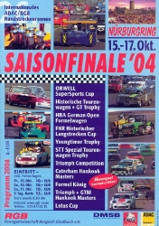 17.10.2004 - Nürburgring