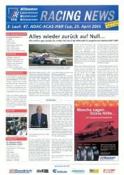 23.04.2005 - Nürburgring