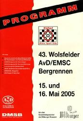 16.05.2005 - Wolsfeld
