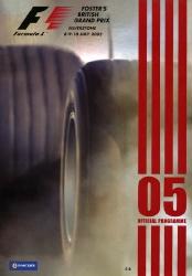 10.07.2005 - Silverstone