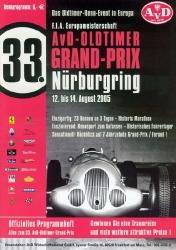 14.08.2005 - Nürburgring