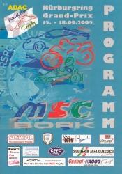 18.09.2005 - Nürburgring