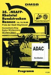 15.10.2005 - Hockenheim