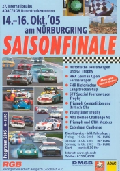 16.10.2005 - Nürburgring