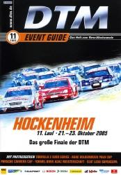 23.10.2005 - Hockenheim