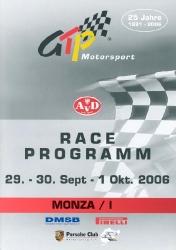 01.10.2006 - Monza