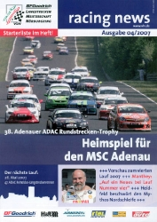 12.05.2007 - Nürburgring