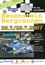 29.07.2007 - Hauenstein