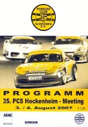 04.08.2007 - Hockenheim