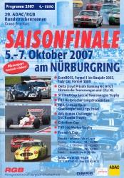 07.10.2007 - Nürburgring