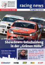 27.10.2007 - Nürburgring