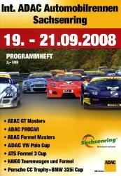 21.09.2008 - Sachsenring