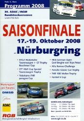 19.10.2008 - Nürburgring