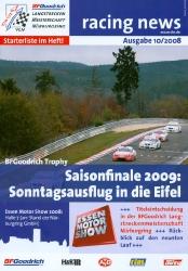 08.11.2008 - Nürburgring