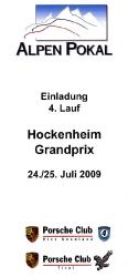 25.07.2009 - Hockenheim
