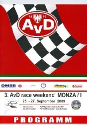 27.09.2009 - Monza