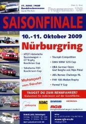 11.10.2009 - Nürburgring