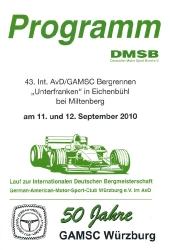 12.09.2010 - Unterfranken