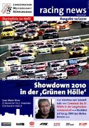 30.10.2010 - Nürburgring