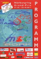 23.10.2011 - Nürburgring