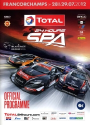29.07.2012 - Spa-Francorchamps