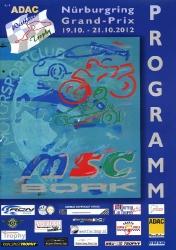 21.10.2012 - Nürburgring