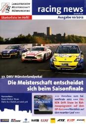 27.10.2012 - Nürburgring