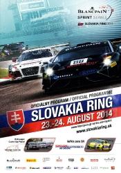 24.08.2014 - Slovakia Ring