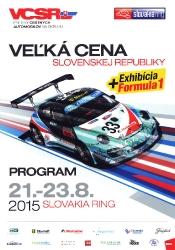 23.08.2015 - Slovakia Ring