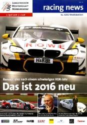 02.04.2016 - Nürburgring