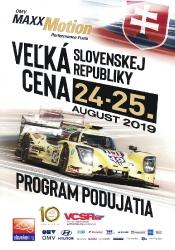 25.08.2019 - Slovakia Ring